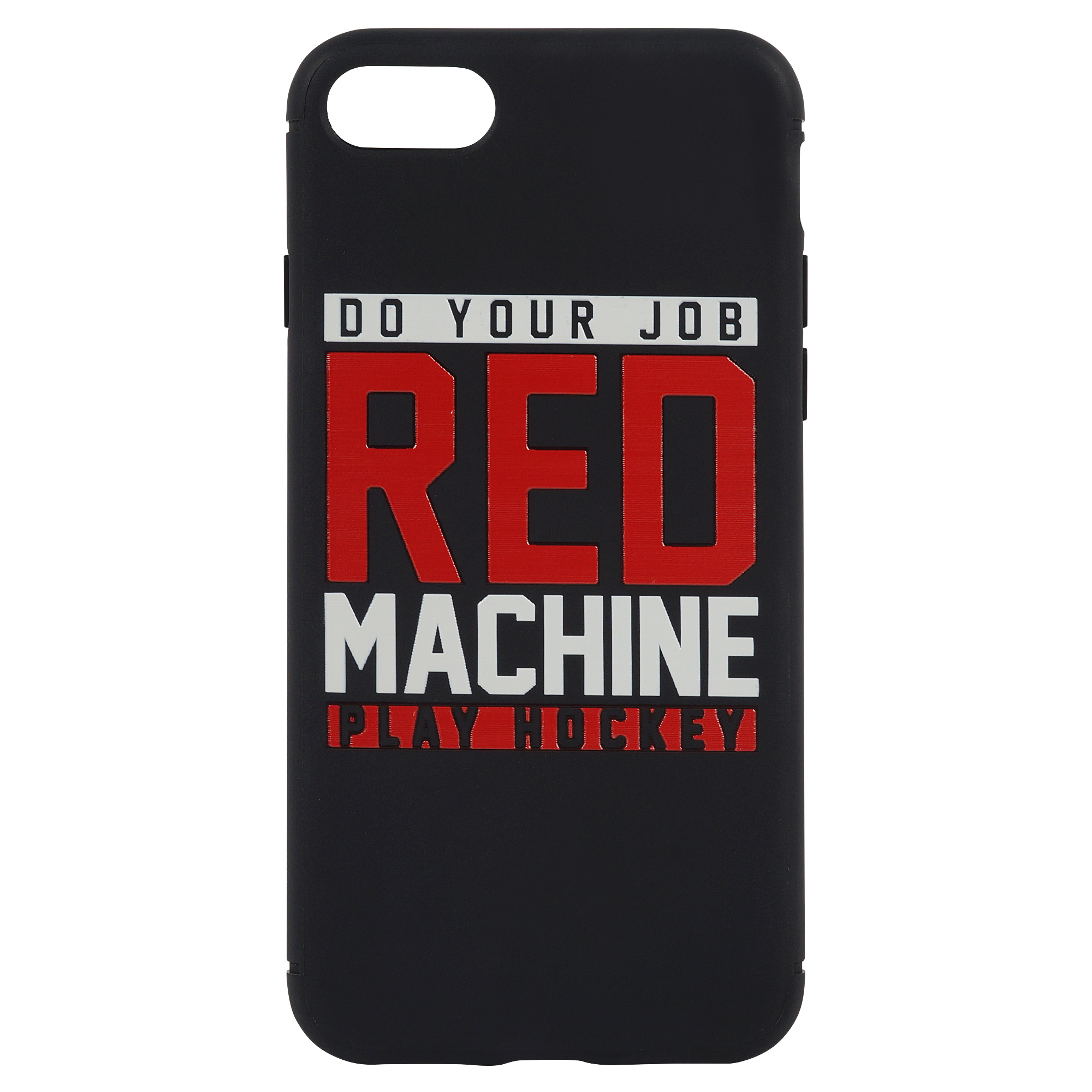 Чехол на iPhone Red Machine _7+/8+ ,арт.RM076, черный