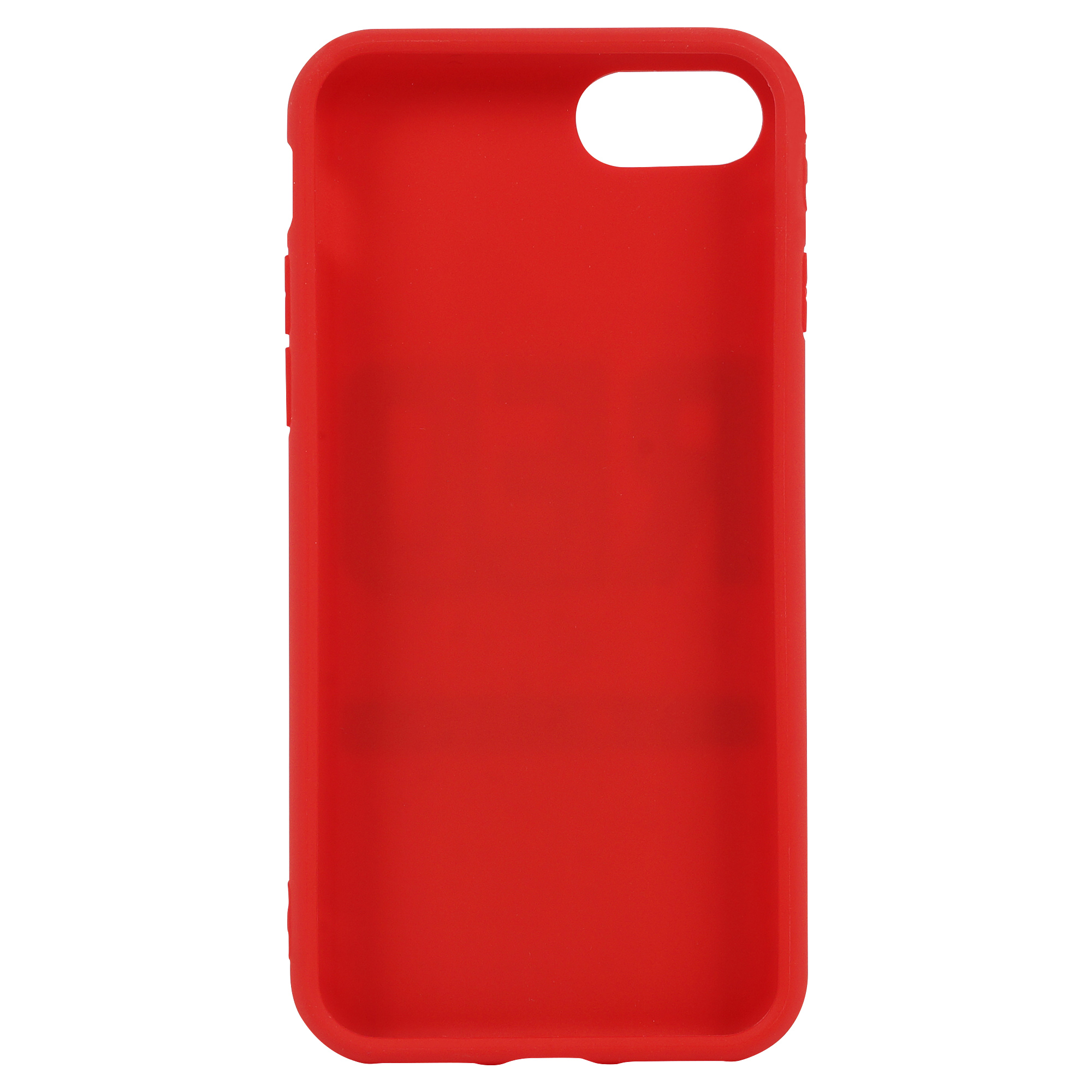 Чехол на iPhone Red Machine _10 ,арт.RM073, красный