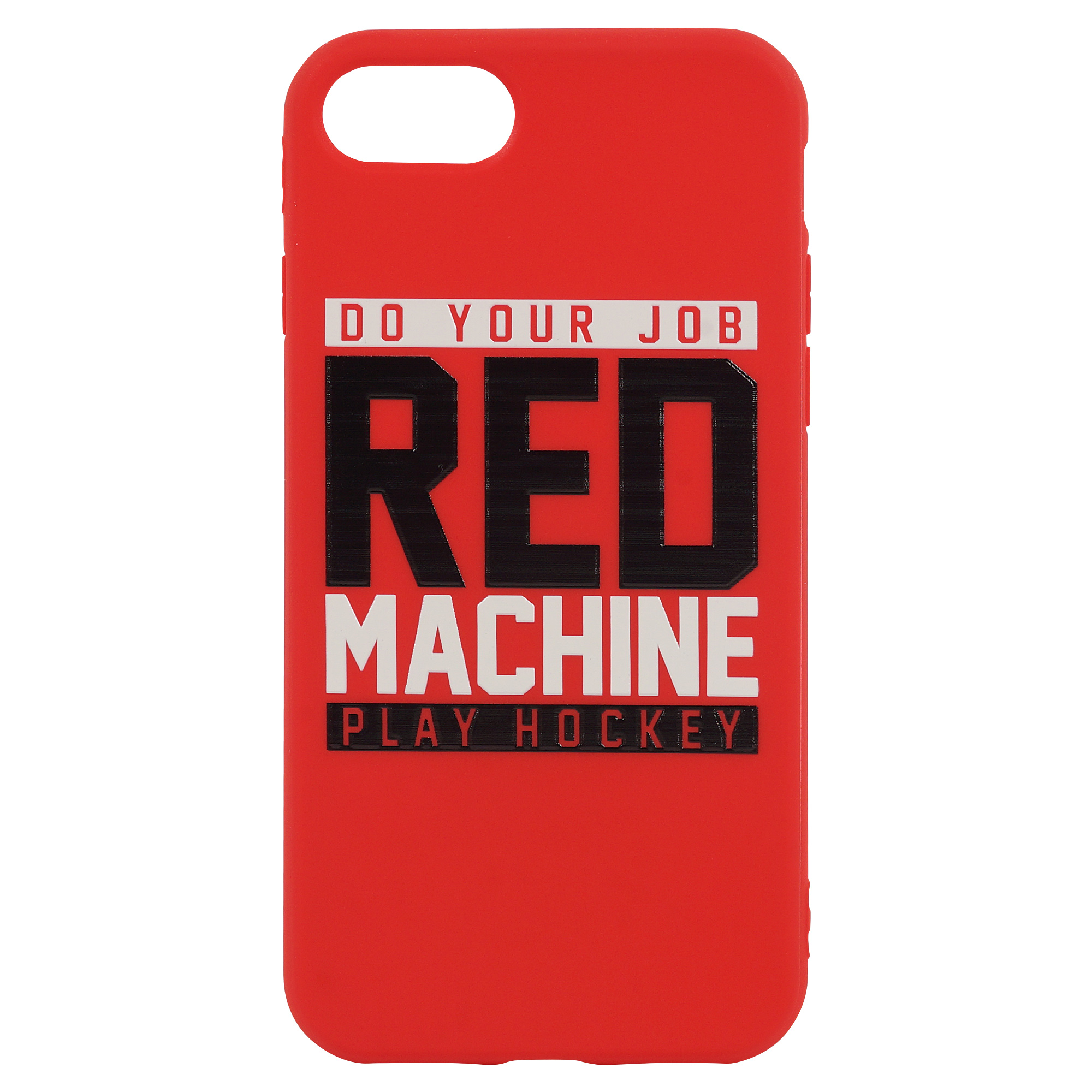 Чехол на iPhone Red Machine _7/8, красный